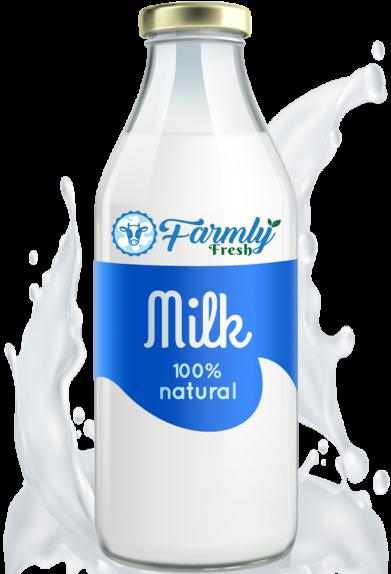 milk-bottel